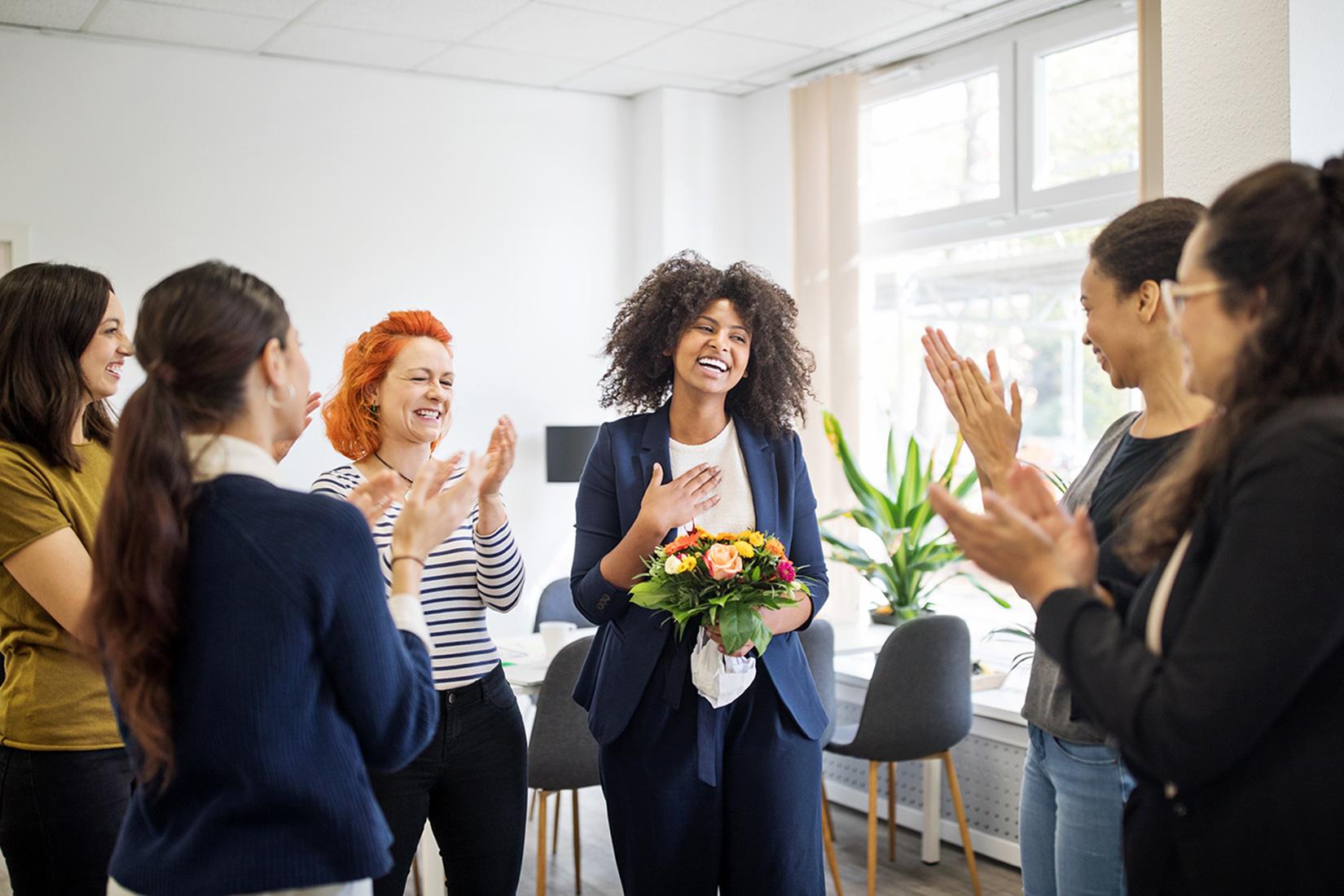 Celebrate Women That Move Us